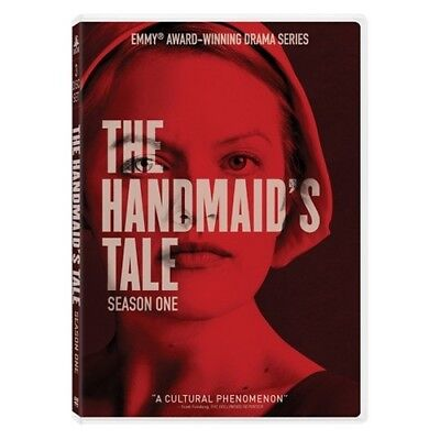 The Handmaids Tale: Season One (DVD, 2018, 3-Disc Set)