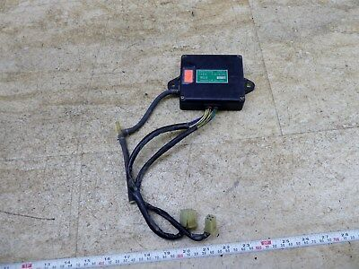 1986 Honda Goldwing GL1200 Aspencade H1100-2. Ic Ignitor Cdi ECU Ignition Unit