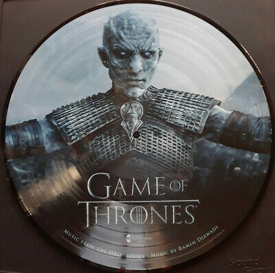 Game Of Thrones Ice And Fire ltd RSD soundtrack vinyl LP picture disc NEW/SEALED