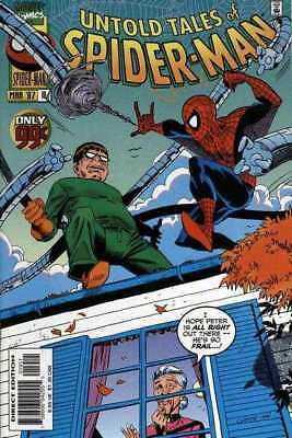 Untold Tales of Spider-Man #19 in Near Mint + condition. Marvel comics [*7i]