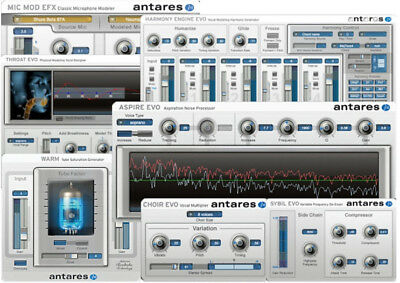 Antares AVOX 4- Vocal Toolkit (Electronic Delivery) - Authorized Dealer!