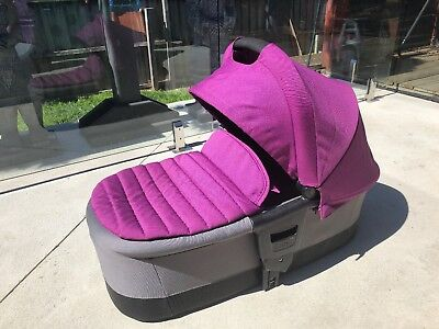 Britax Affinity Bassinet Infant Carry Cot Compatible W Steelcraft Travel Systems