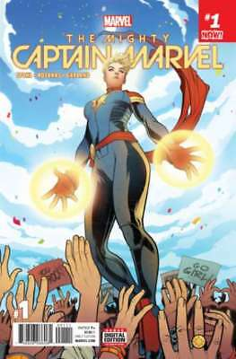 Mighty Captain Marvel #1 in Near Mint condition. Marvel comics [*nm]