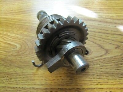 1976 Yamaha YZ125 Kick Starter Shaft Vintage Motocross Engine YZ 125 Start 537