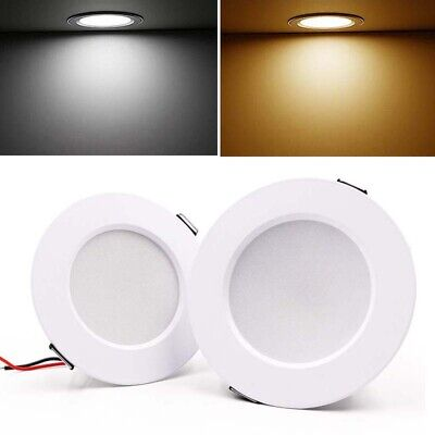 Recessed LED Panel Spotlight Ceiling Downlight Wall Lamp Bulb Lighting 5-15W