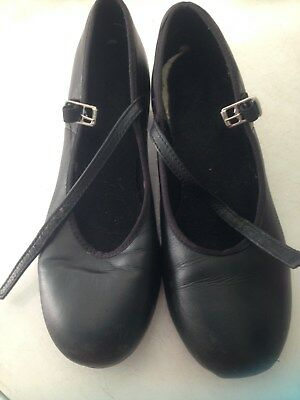 Black Tap Shoes girls size 1.5 US