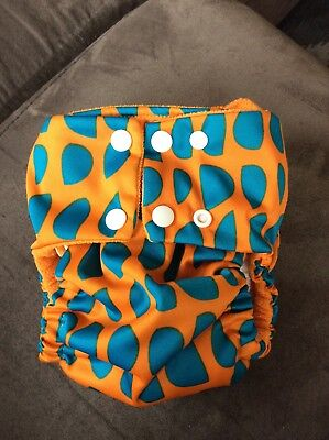 Pea Pods Modern Cloth Nappy one size with insert