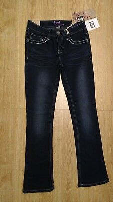 Girl's Lee Jeans Nwt Size 10