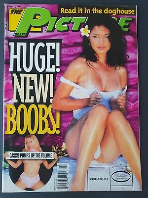 THE PICTURE Australian Men's Magazine - No.505 May 13, 1998