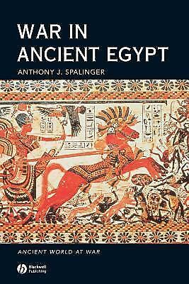 War in Ancient Egypt: The New Kingdom by Spalinger, Anthony J.