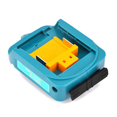USB Charging Adapter For Makita Rotary Tool Battery Charger Lightweight Portable