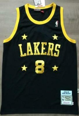 brand new 793fe b2325 BLACK COLOR L.A. Lakers Kobe Bryant #8 Jersey