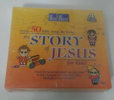 NEW* STORIES OF Jesus Songs for Children by The Hoffman's LDS Mormon