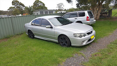 Ford 2006 BF XR6 Auto Current Roadworthy Certificate. Just pay reg 6mth