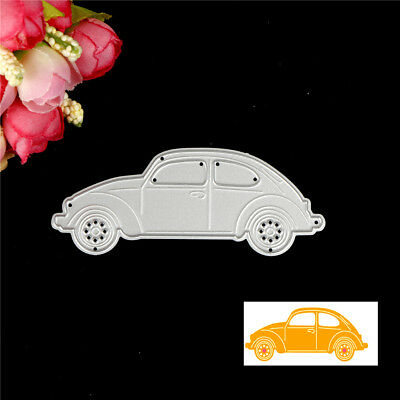 Car Design Metal Cutting Die For DIY Scrapbooking Album Paper Cards GN