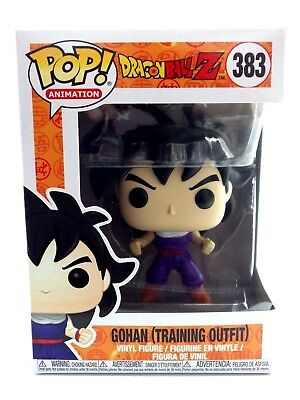 FUNKO POP Vinyl Figure Figurine ANIMATION No. 383 GOHAN DRAGON BALL Z