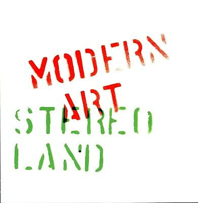 MODERN ART - STEREOLAND - (brand new mint condition LP)