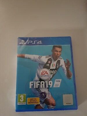 Fifa 19 Ps4 New And Sealed