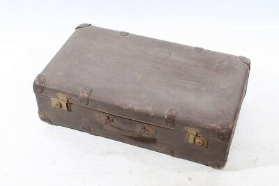 Old Suitcase Hardboard Travel Cases Vintage Design Retro Cult