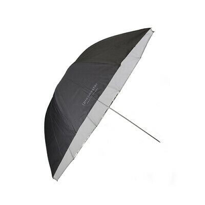 "ProMaster Professional Umbrella - Convertable 45"" - Black/Silver/Translucent"