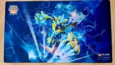 Zeraora Pokemon Regionals Playmat