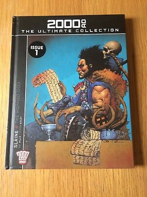 Slaine - The Horned God (2000AD The Ultimate Collection) *SEALED* No. 32