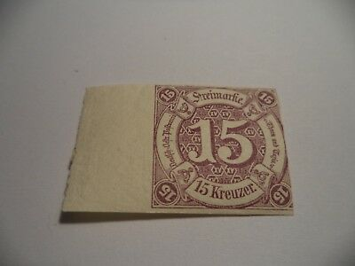 (523)  15 Kreuzer Purple. Lightly Mounted  Mint  In Great Condition  Reduced