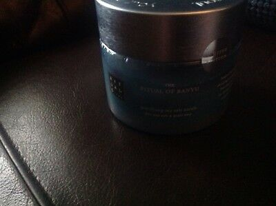 RITUALS The Ritual of Banyu Body Scrub 450 g New and Unused LIMITED EDITION