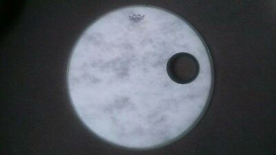 "22"" Remo Fiberskyn 3 Bass Drum Head"