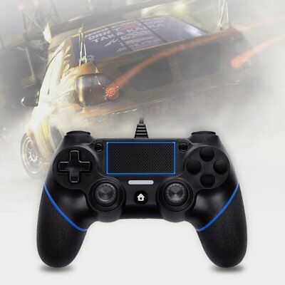 NEW Wired Controller Gamepad Joysticker 1.9m USB Cable Lrego updated -PS4 PS3 PC