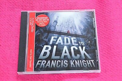 Fade to Black Francis Knight Audiobook mp3 unabridged CD