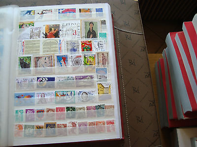 FRANCE- 50 stamps canceled (any state) (Aa3) french