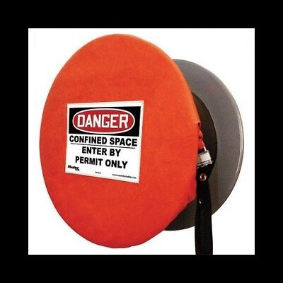 MASTER LOCK S203CSL 1/PKG Confined space cover enter by permit only