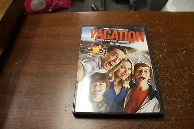 VACATION (2015,DVD)Movie,John Francis Daley,Action,Comedy,Widescreen