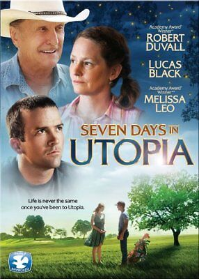 Seven Days In Utopia DVD Nuevo