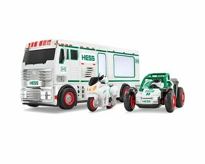 2018 Hess  Truck Rv & Atv & Motorbike  New  **** Sold Out ****