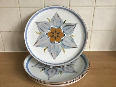 Denby Chatsworth 3 x 25.5 cm Dinner Plates