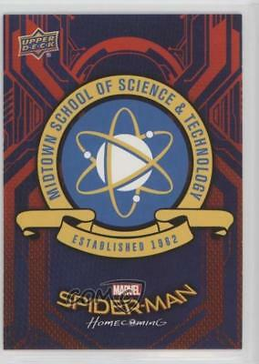 2017 Upper Deck Spider-Man Homecoming Wal-Mart Exclusive #RB-17 Card 7n2