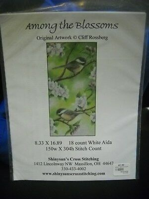Shinysun's Cross Stitching Chart - Among the Blossoms