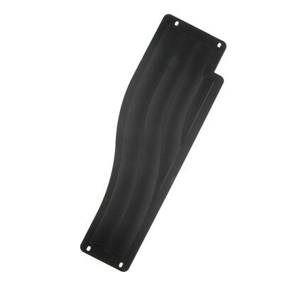 Black Electric Wheelchair Accessories Guard Plate Board for Senior Elderly