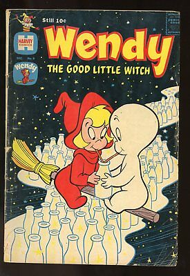 Wendy The Good Little Witch #9 Very Good- 3.5 1961 Harvey Comics