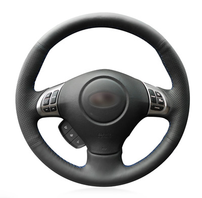 Artificial Leather Steering Wheel Cover for Subaru Forester Impreza  Legacy