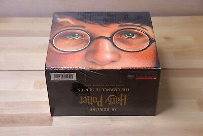Harry Potter: Harry Potter Books 1-7 Special Edition Boxed Set by J. k. Rowling