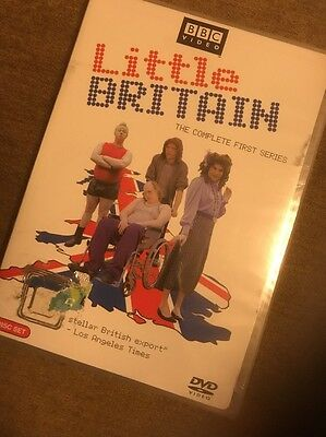 Little Britain - The Complete First Series (DVD, 2005, 2-Disc Set) *Brand New
