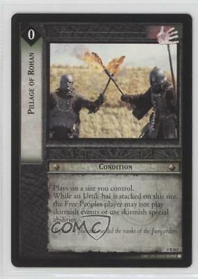 Lord Of The Rings CCG Card TTT 4.C104 Treebeard Oldest Living Thing