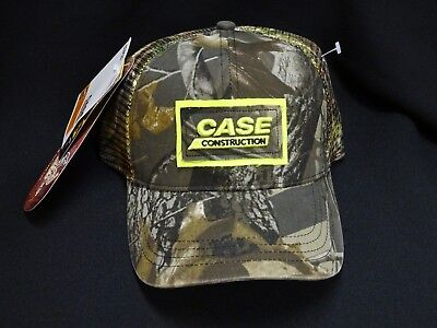 3450ea8c63c Nwt Case Ih International Harvester Agriculture Tractor Realtree Camo Hat  Cap