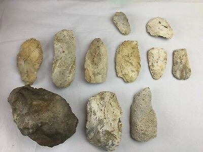 Native American Indian Arrowhead Artifacts Missouri Found Collection