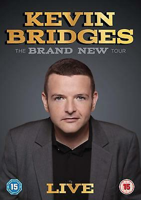 Kevin Bridges: The Brand New Tour - Live - New DVD / Free Delivery
