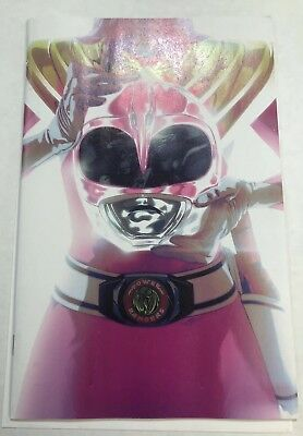 Mighty Morphin Power Rangers Shattered Grid #1 Rare Limited Edition Variant