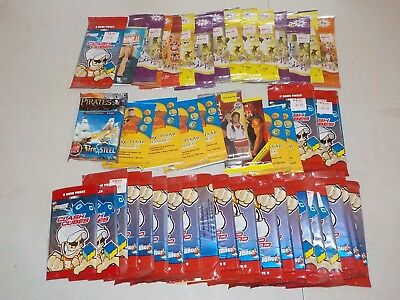 Huge Non Sports Lot of 46 Unopened Packs w/ Incredibles, Clash Cubes, Nice!